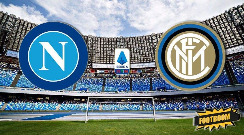 Интер обыграл Наполи в гостях 1-3 впервые с 1997 года