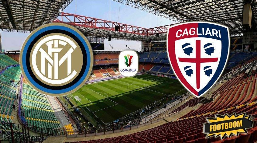 Интер обыгрывает Кальяри и выходит в 1/4 Кубка Италии