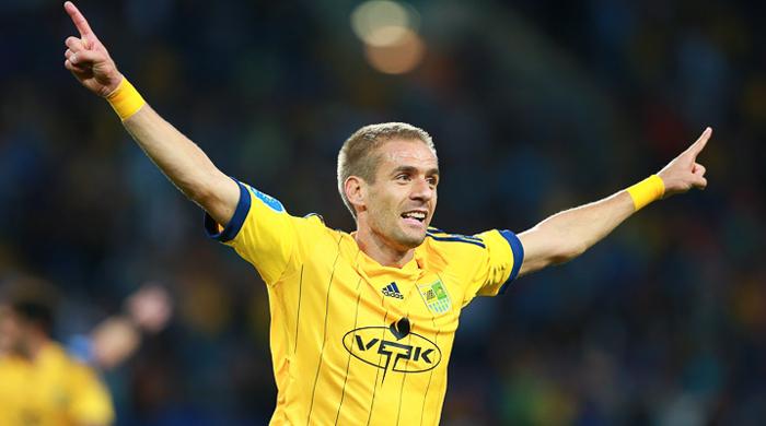 Марко Девич забил свой 80-й мяч в элите