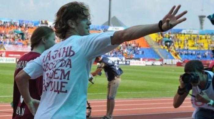 """Кристиан Ансальди: """"Мог оказаться в Италии или Испании, но выбрал Санкт-Петербург"""""""