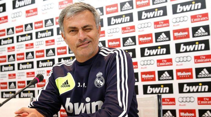 """Жозе Моуриньо и """"Реал"""": """"Я сделан из такого вещества..."""""""