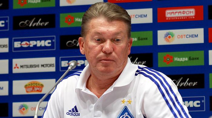 """Олег Блохин: """"После того, как Хачериди позвали в Донецк, он перестал тренироваться"""""""
