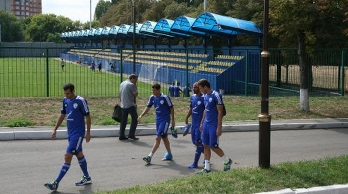 Національна збірна Ізраїлю провела перше тренування в Києві