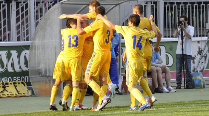 Латвия (U-21) - Украина (U-21) 1:5. Все по плану