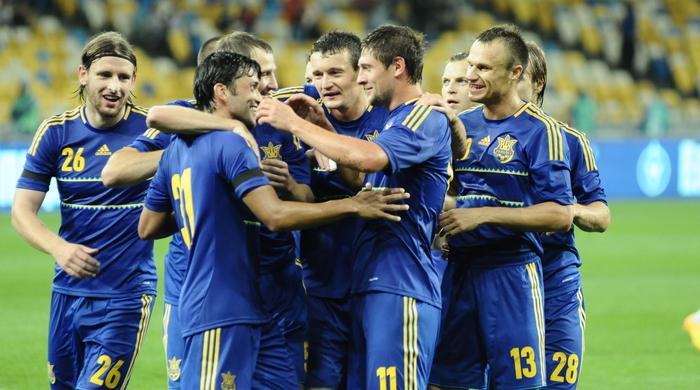 На матче Украина - Англия ожидается аншлаг