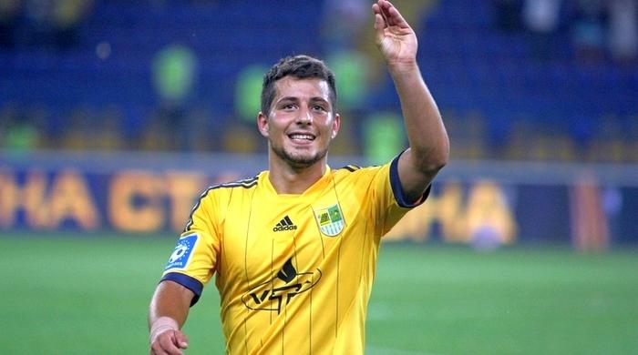 """Себастьян Бланко: """"Играем за одну из лучших команд Украины"""""""