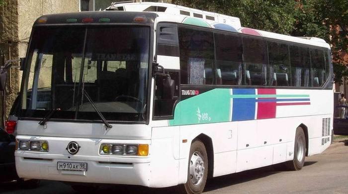 """На матч """"Днепр"""" - """"Шахтер"""" из Донецка выехало 14 автобусов с фанатами"""