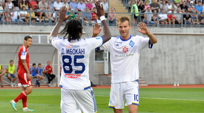 """Дьемерси Мбокани: """"Хотел бы попробовать свои силы в одном из европейских топ-клубов"""""""