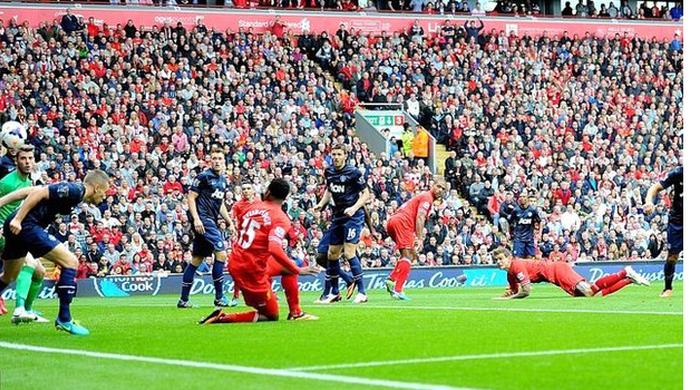 """""""Ливерпуль"""" - """"Манчестер Юнайтед"""" 1:0. Победа в честь Билла Шенкли"""