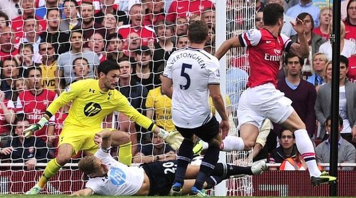 """""""Арсенал"""" - """"Тоттенхэм"""" 1:0. Без трансферов, но с тремя очками"""