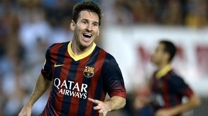 """Лига чемпионов. """"Барселона"""" пропускает первой и забивает юбилейный гол в ответ"""