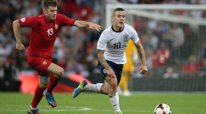Англия - Молдова 4:0. Травмы не помешали, жёны - тоже