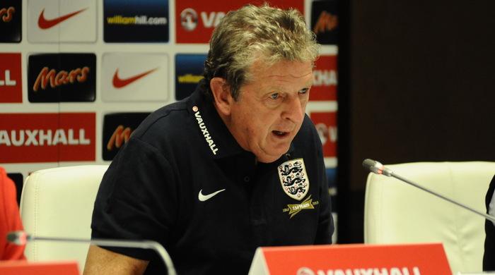 """Рой Ходжсон: """"В основе сборной Англии проведем только одну замену"""""""