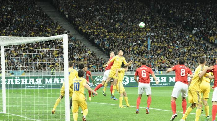 Украина - Англия 0:0. Шахматная партия