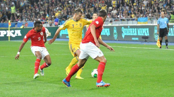 """Андрей Ярмоленко: """"В оставшихся матчах необходимо брать шесть очков, а там будет видно"""""""