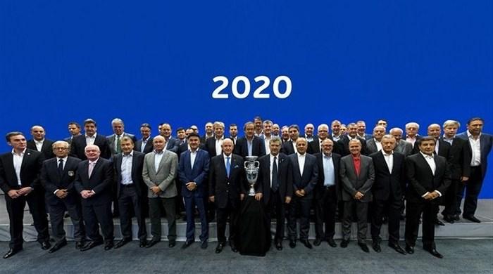 Утвержден список городов-кандидатов на Евро-2020