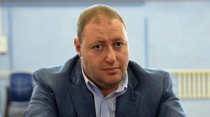 "Гурген Оронюк: ""Я ухожу с должности президента МФК ""Николаев"""