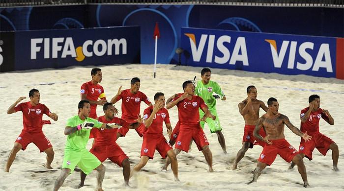 ЧМ-2013 по пляжному футболу. Второй игровой день. Океания дарит сенсации!