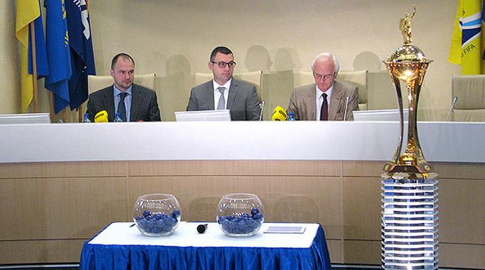Жеребьевка 1/8 финала Кубка Украины состоится в пятницу, 27 сентября, в 11:00