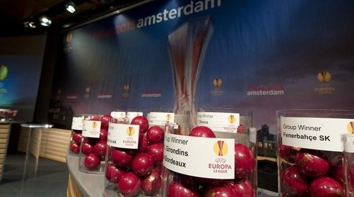 Состоялась жеребьевка третьего квалификационного раунда Лиги Европы