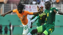 Кот-д'Ивуар - Сенегал 3:1. Видео