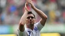 Фрэнк Лэмпард начнет матч против Коста-Рики с капитанской повязкой