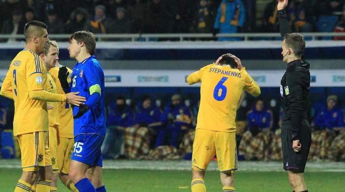 Хачериди и Степаненко не сыграют с Сан-Марино