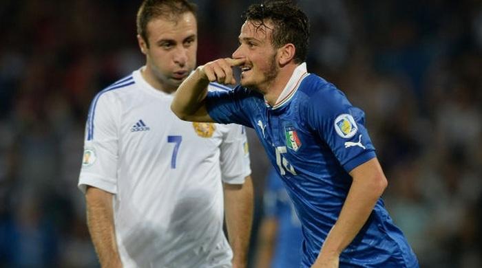 Италия - Армения 2:2. Гости были достойны места в плей-офф