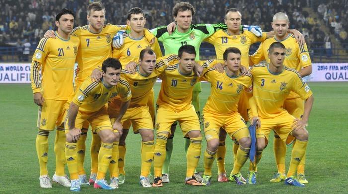 Сборной Украины по футболу обещано 2 млн долларов за выход на ЧМ-2014