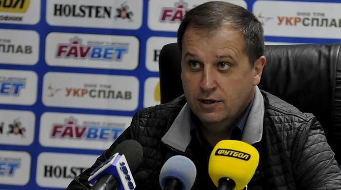 """Юрий Вернидуб: """"Считаю, что игра была достойной и результат устраивает обе команды"""""""