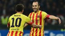 """Милан"" - ""Барселона"" 1:1. Видео"