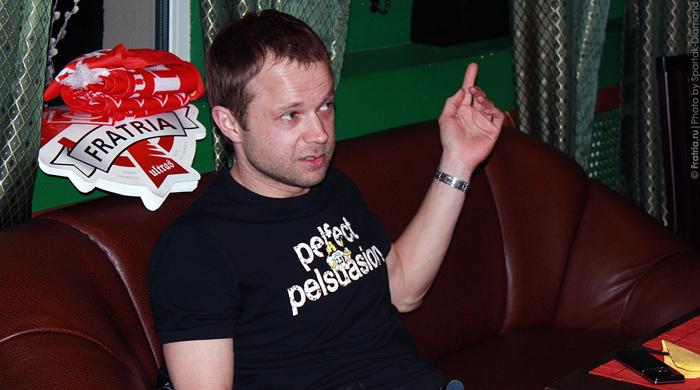 Любовь и ненависть Дмитрия Парфенова