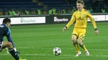 Владимир Гоменюк забил свой 50-й мяч в высшей лиге