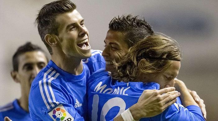 """""""Райо Вальекано"""" - """"Реал"""" 2:3. Типично испанская игра"""