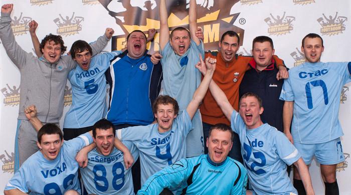 Зимний Кубок FootBoom.com-2012. Как это было