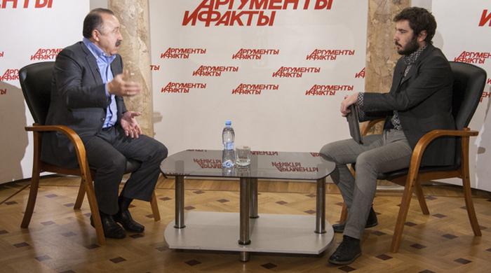 """Валерий Газзев: """"Скоро произойдут события, которые приблизят нас к созданию Объединенной лиги"""""""