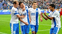"""""""Днепр"""" и ещё семь команд вышли в 1/16-ю финала Лиги Европы"""