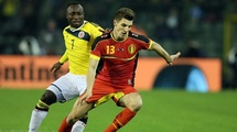 Бельгия - Колумбия 0:2. Видео. Южноамериканские таланты круче!