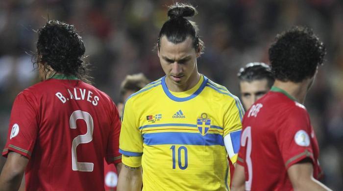 Португалия - Швеция 1:0. Скромная заявка
