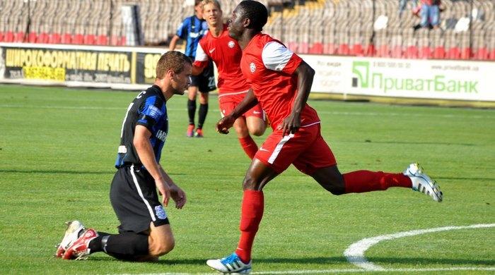Міхель Бабатунде зіграв за національну збірну