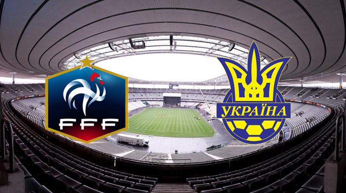 Франция - Украина: стартовые составы - FootBoom