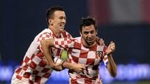 Хорватия - Исландия 2:0. Срна забивает и добывает путёвку в Бразилию