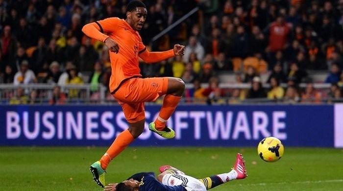 Контрольный матч. Нидерланды - Колумбия 0:0. После удаления Ленса Нидерланды выстояли
