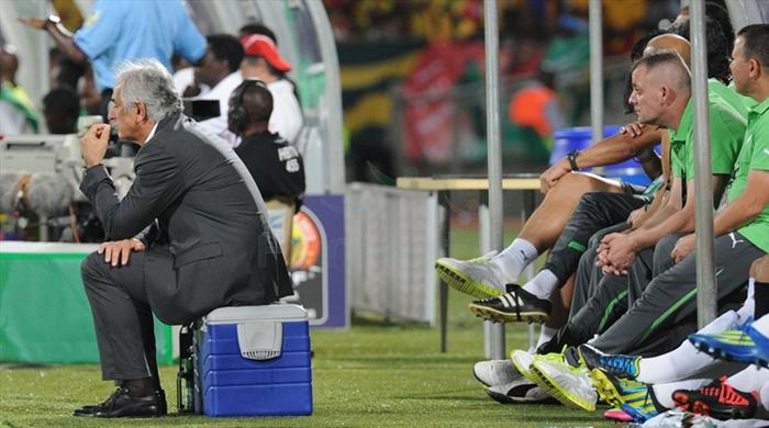 Халилходжич ушел из сборной Алжира