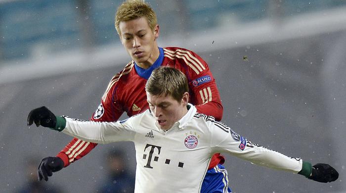 """Тони Кроос: """"Германия показала невероятную игру"""""""