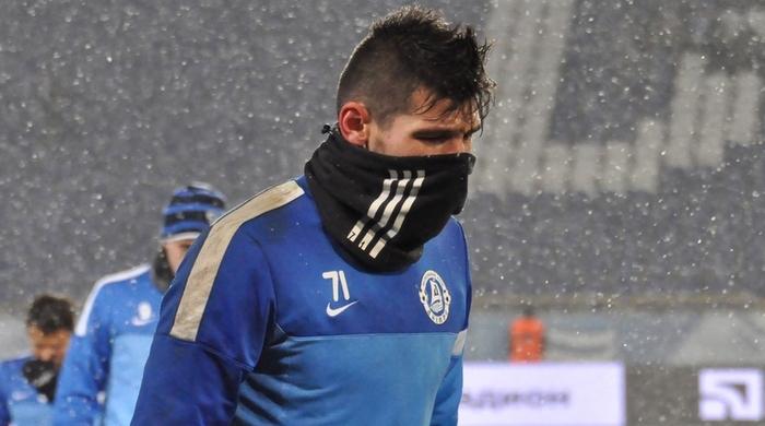 """Денис Бойко: """"Моя мета - закріпитися в обоймі національної команди"""""""