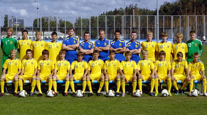 Названі гравці збірної U18, які їдуть на турнір ім. Гранаткіна