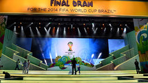 Состоялась жеребьёвка финальной части Чемпионата мира 2014 года