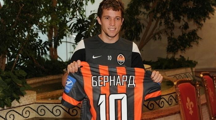 Трансфер Бернарда оценивается в 23 млн. евро
