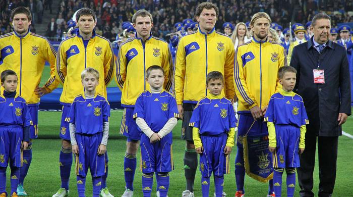 Сборная Украины сыграет в Одессе